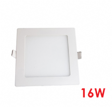 Recessed LED Panels 16W Square